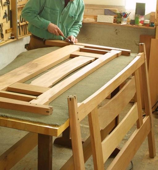 Wood Furniture Design For Bed Room